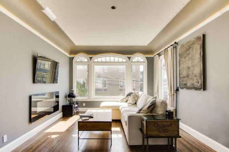 Sunny and Bright 2 Bedroom Apartment in San Francisco near Dolores Park - Image 1 - San Francisco - rentals