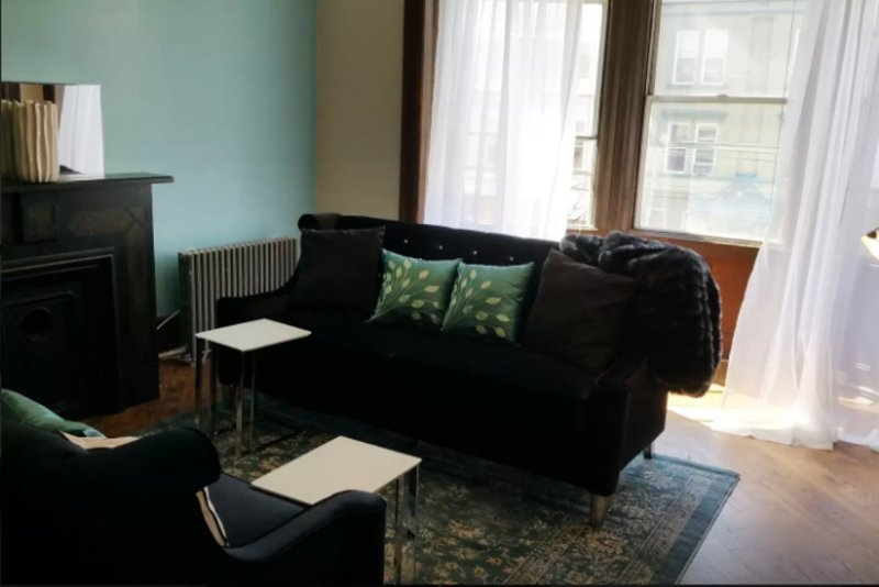 Furnished 3-Bedroom Home at Palisade Ave & South St Jersey City - Image 1 - Jersey City - rentals
