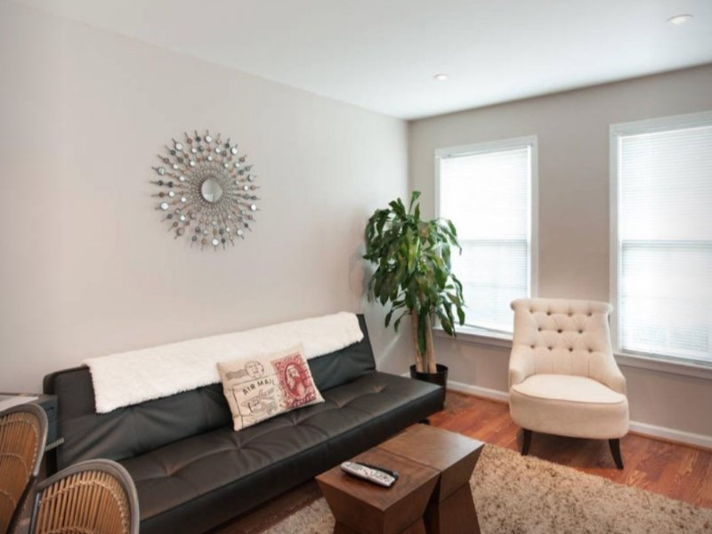 Furnished 1-Bedroom Apartment at P St NW & 26th St NW Washington - Image 1 - Rosslyn - rentals