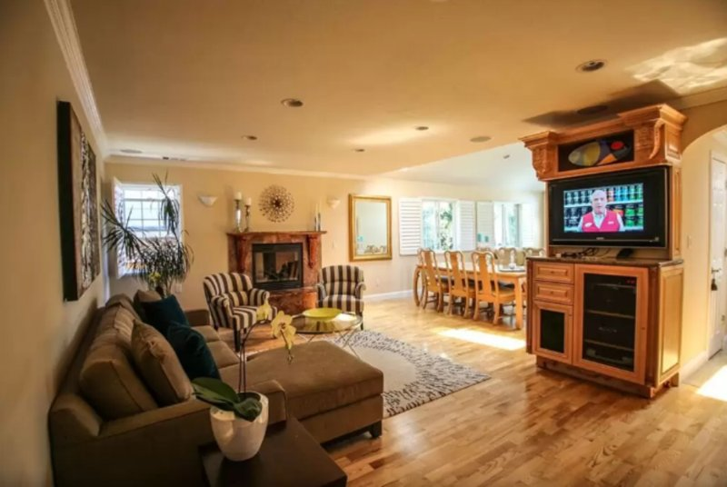 Furnished 4-Bedroom Home at Belmont Canyon Rd & Lodge Dr Belmont - Image 1 - Belmont - rentals