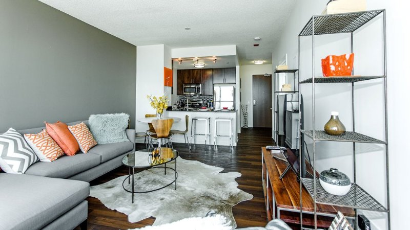 Furnished 2-Bedroom Apartment at W Kinzie St & N Union Ave Chicago - Image 1 - Chicago - rentals