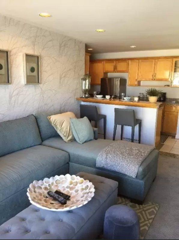 Furnished 1-Bedroom Home at Appian Way & Seaside Terrace Santa Monica - Image 1 - Santa Monica - rentals