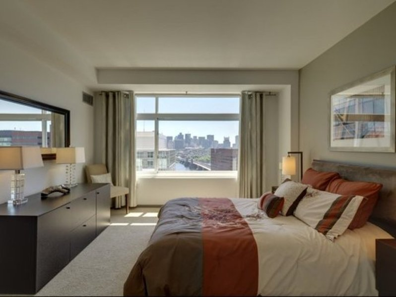 Furnished 2-Bedroom Apartment at Third St & Kendall St Cambridge - Image 1 - Cambridge - rentals