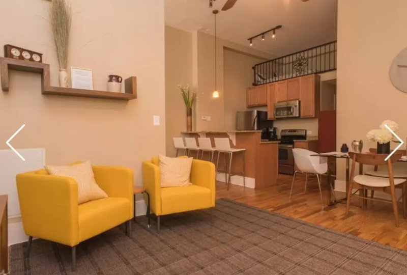 Lovely 2 Bedroom Apartment with Extra Loft Space - Image 1 - Chicago - rentals