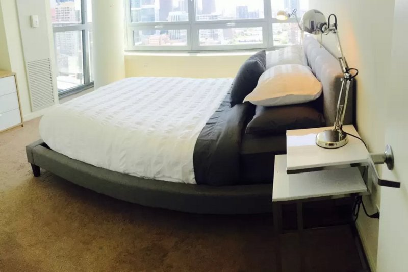 Fulton Market LUX 1BR with VIEWS - Image 1 - Chicago - rentals