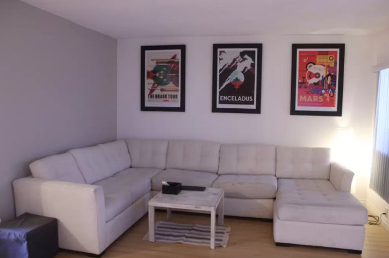 Furnished 1-Bedroom Apartment at Beethoven St & Pacific Ave Los Angeles - Image 1 - Marina del Rey - rentals