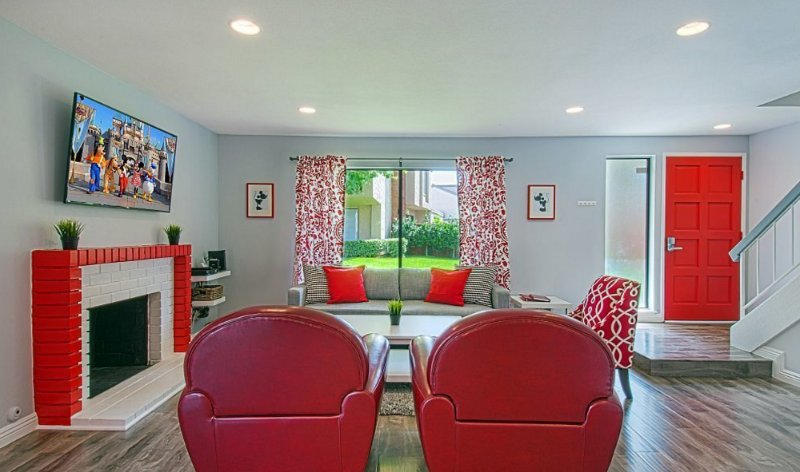 Bright and Modern 3 Bedroom Apartment - Image 1 - Anaheim - rentals