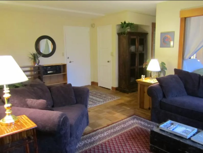 Furnished 2-Bedroom Apartment at Boren Ave & University St Seattle - Image 1 - Seattle - rentals