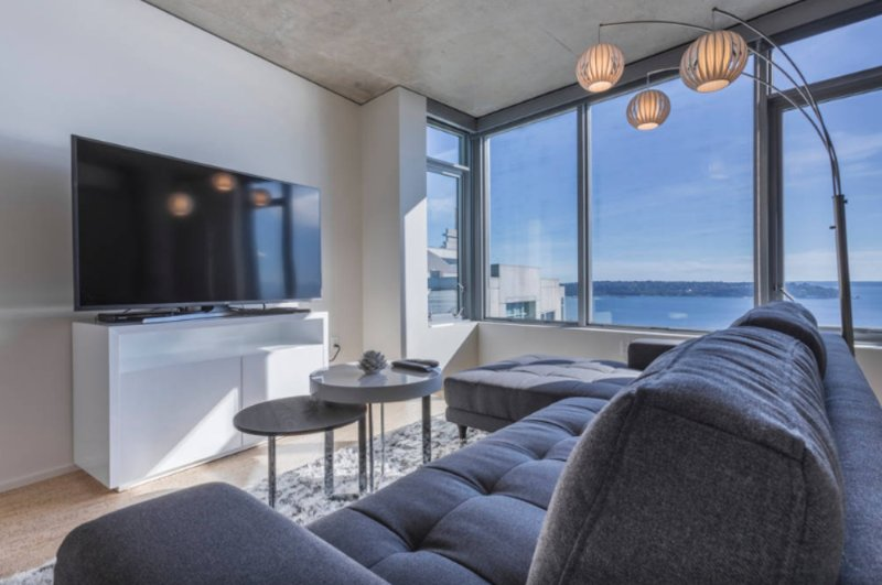 Ultra - Modern Downtown Penthouse Condo - Image 1 - Seattle - rentals