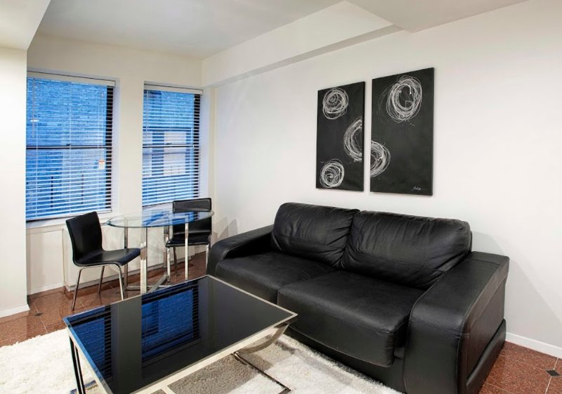 Furnished 2-Bedroom Apartment at 7th Ave & W 51st St New York - Image 1 - New York City - rentals