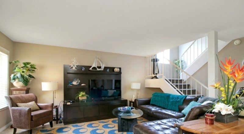 Furnished 3-Bedroom Condo at S El Camino Real & Avenida Rosa San Clemente - Image 1 - San Clemente - rentals