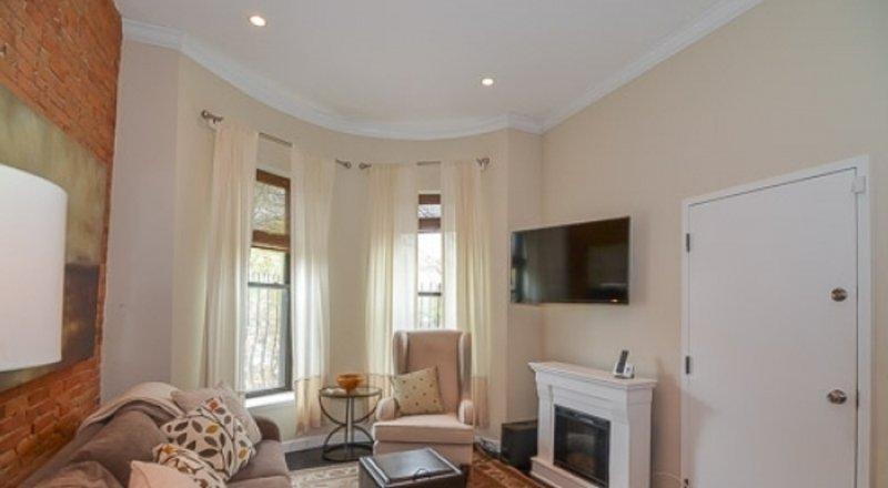 Furnished 1-Bedroom Condo at W Newton St & Public Alley 539 Boston - Image 1 - Boston - rentals