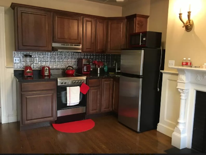 Furnished 2-Bedroom Apartment at Newbury St & Fairfield St Boston - Image 1 - Boston - rentals