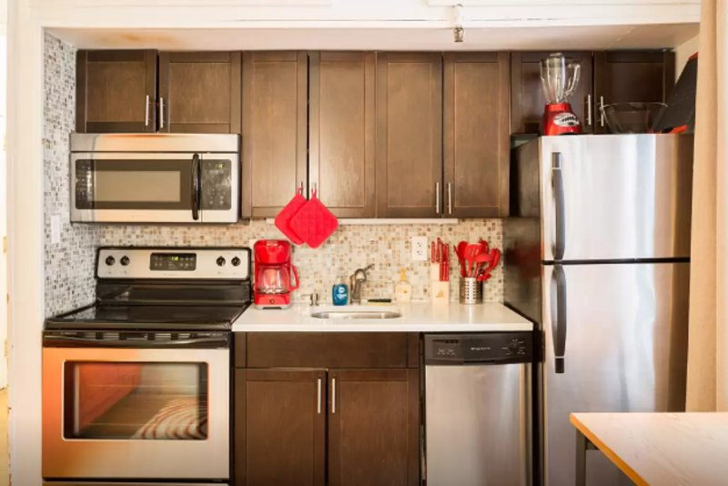 Furnished 1-Bedroom Apartment at Commonwealth Avenue & Massachusetts Ave Boston - Image 1 - Boston - rentals