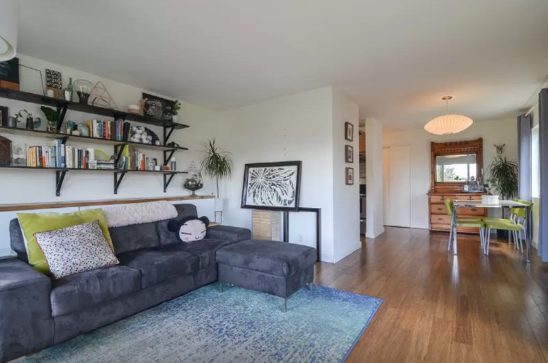 Furnished 1-Bedroom Condo at E Olive Way & Boylston Ave E Seattle - Image 1 - Seattle - rentals