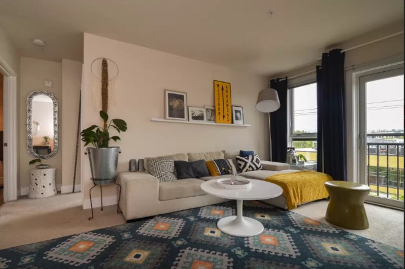 Furnished 1-Bedroom Apartment at 10th Ave E & E John St Seattle - Image 1 - Seattle - rentals