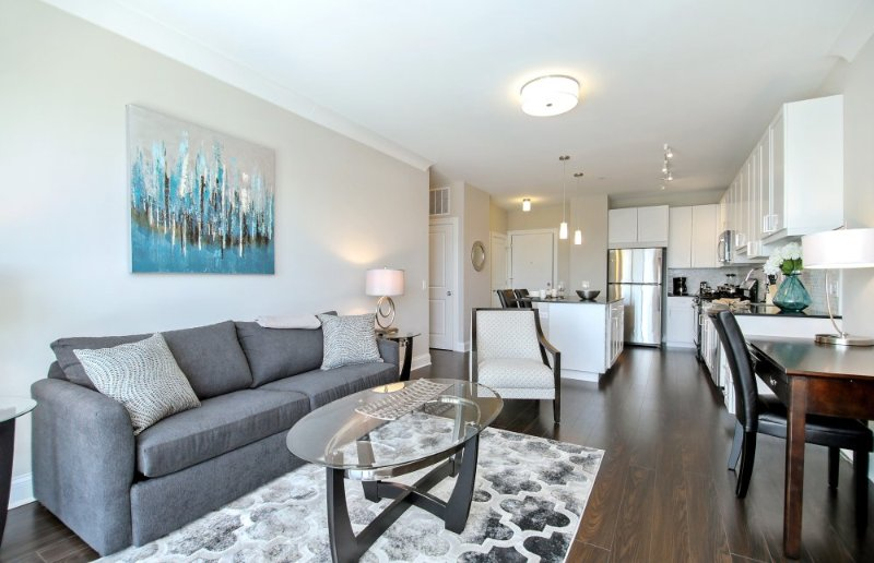 Furnished 1-Bedroom Apartment at W Kinzie St & N Orleans St Chicago - Image 1 - Chicago - rentals