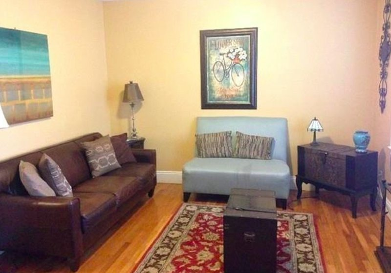 Furnished 1-Bedroom Apartment at Park Dr & Peterborough St Boston - Image 1 - Boston - rentals