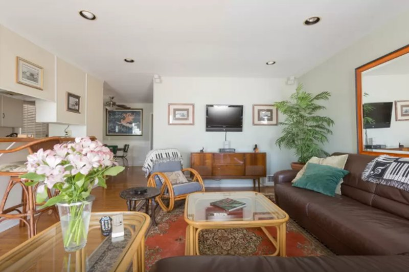 Furnished 2-Bedroom Home at Valley Dr & 30th St Hermosa Beach - Image 1 - Hermosa Beach - rentals