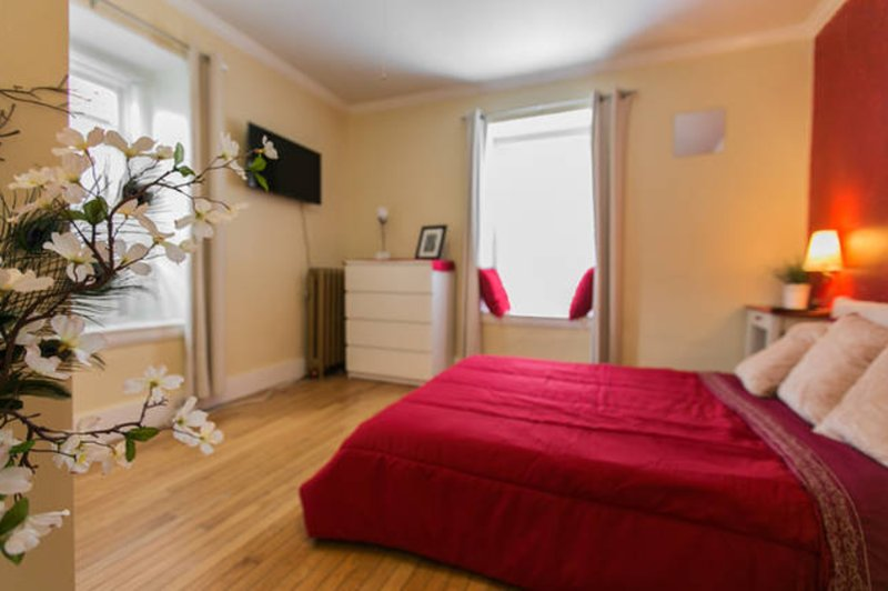 Furnished Studio Apartment at Massachusetts Ave & Hancock St Cambridge - Image 1 - Cambridge - rentals