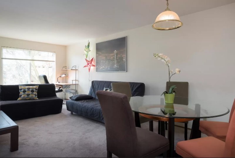 Furnished 1-Bedroom Apartment at N 40th St & Whitman Ave N Seattle - Image 1 - Seattle - rentals