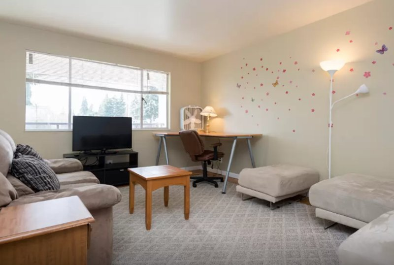 Furnished 2-Bedroom Apartment at NE 65th St & 36th Ave NE Seattle - Image 1 - Seattle - rentals