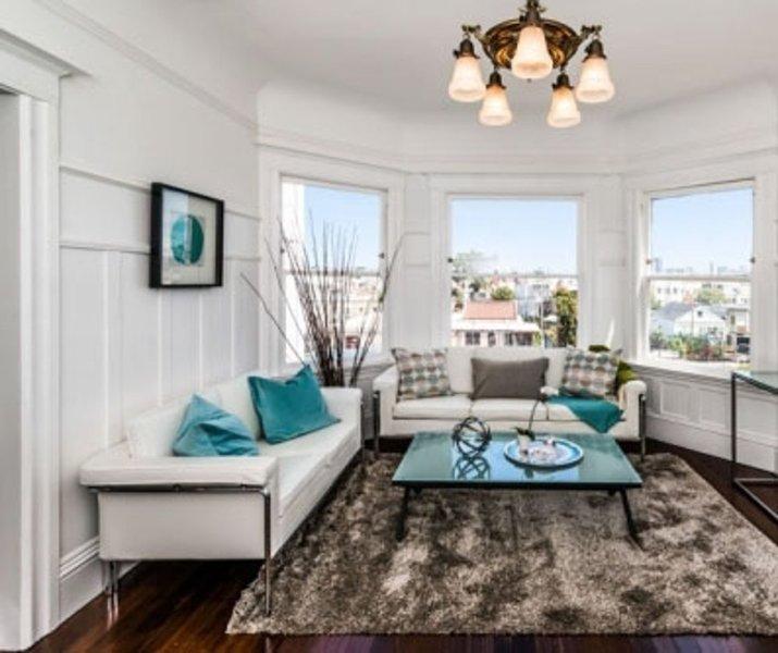Furnished 4-Bedroom Apartment at Valencia St & 20th St San Francisco - Image 1 - San Francisco - rentals