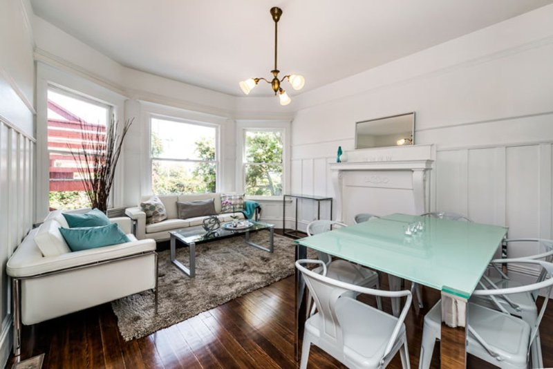 Furnished 3-Bedroom Apartment at Valencia St & 20th St San Francisco - Image 1 - San Francisco - rentals