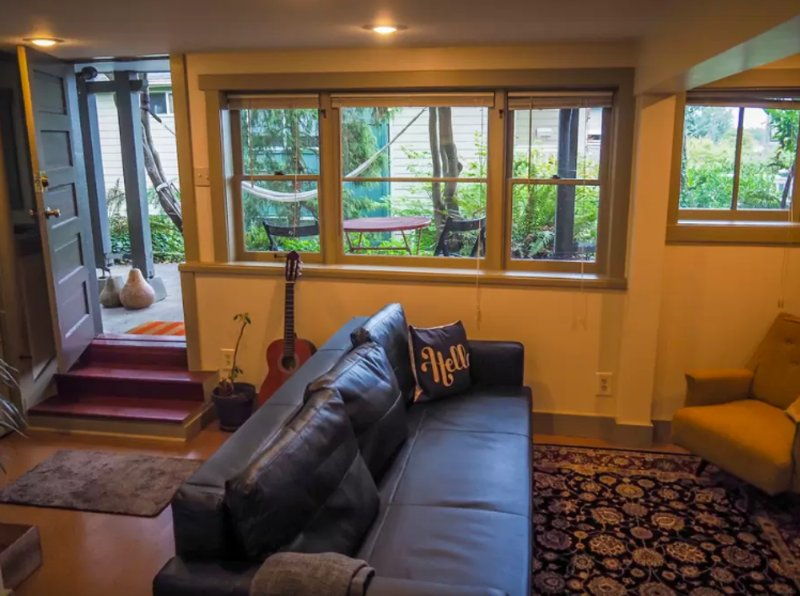 Daylight Basement in Villa Maria - Image 1 - Seattle - rentals