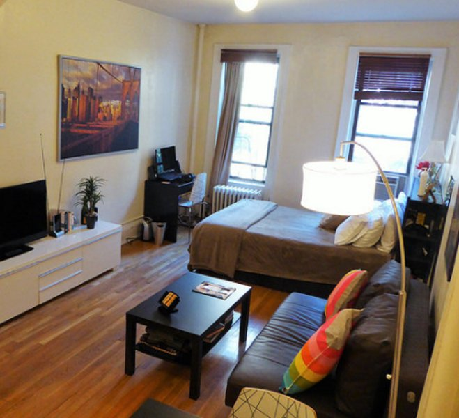 Furnished Studio Apartment at 1st Avenue & E 77th St New York - Image 1 - New York City - rentals