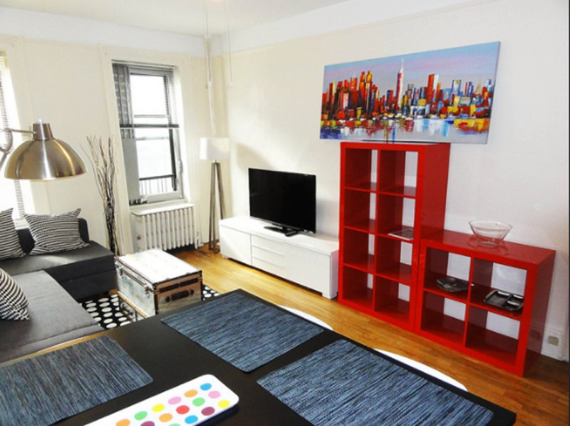 Furnished 1-Bedroom Apartment at 1st Avenue & E 77th St New York - Image 1 - New York City - rentals