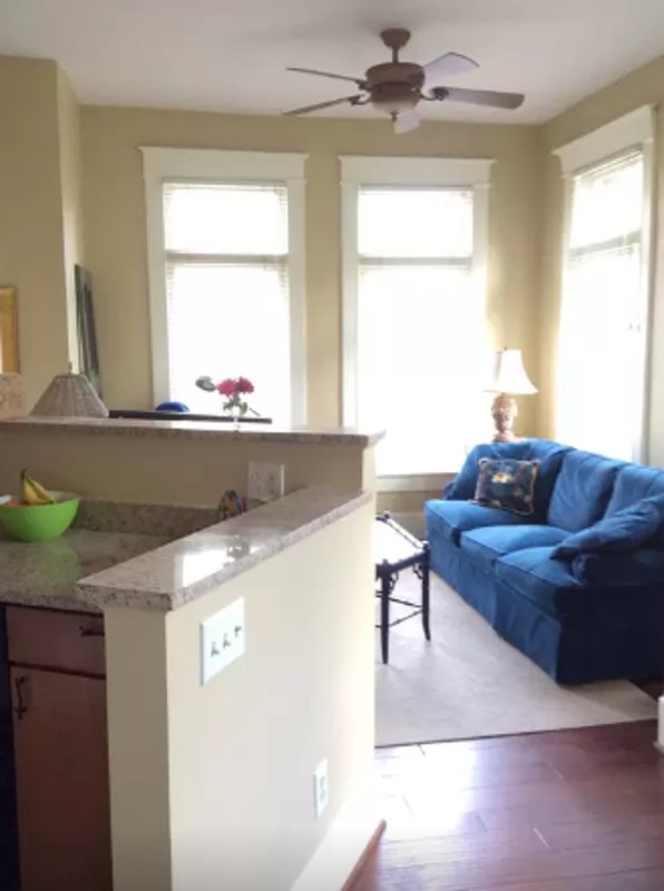 Furnished 1-Bedroom Apartment at 18th St NW & S St NW Washington - Image 1 - Washington DC - rentals