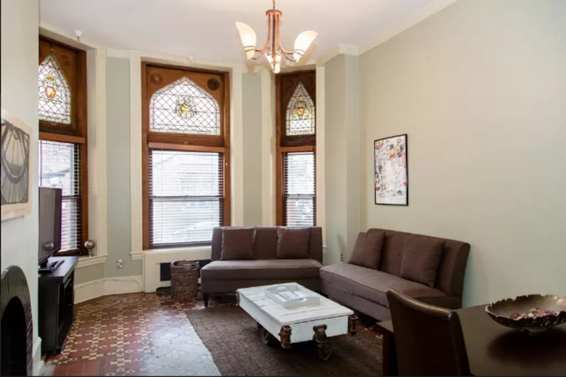 Furnished 1-Bedroom Apartment at Dartmouth St & Public Alley 439 Boston - Image 1 - Boston - rentals