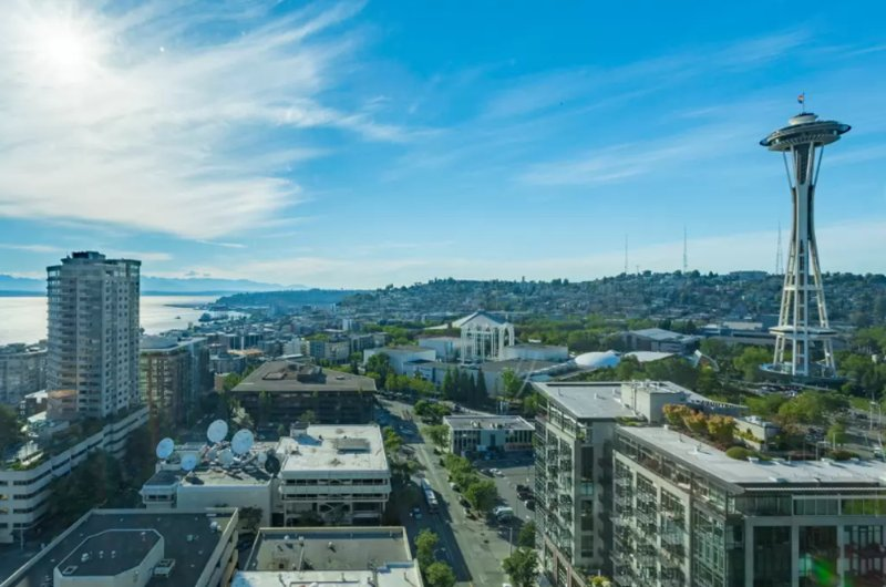 Furnished 1-Bedroom Apartment at 3rd Ave & Vine St Seattle - Image 1 - Seattle - rentals