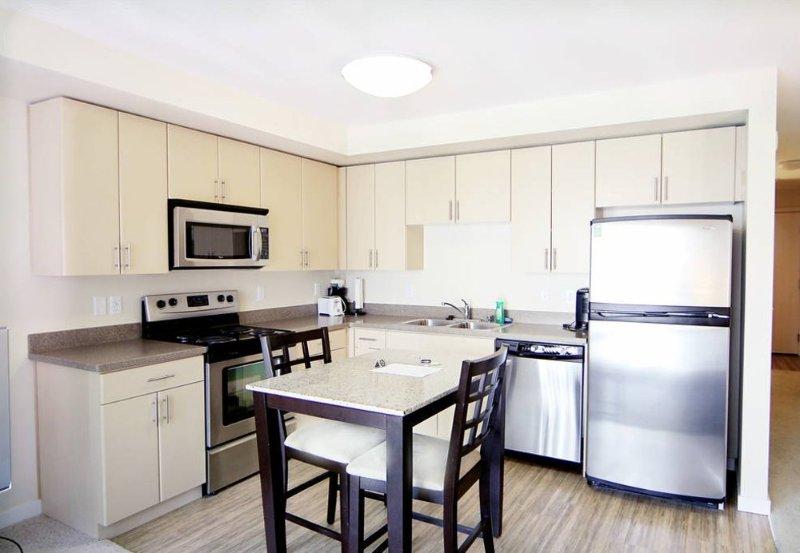 Furnished Studio Apartment at Bellevue Way NE & NE 15th St Bellevue - Image 1 - Bellevue - rentals