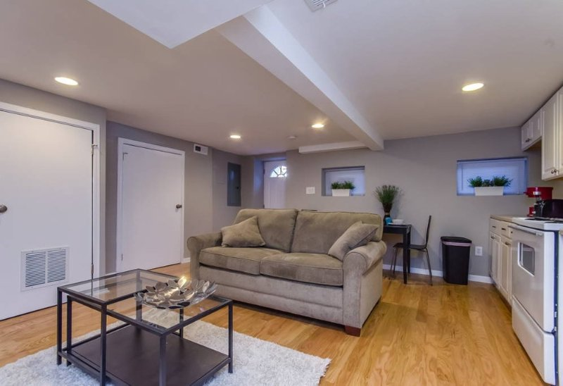Furnished 1-Bedroom Apartment at G St NE & 11th St NE Washington - Image 1 - Fairlawn - rentals
