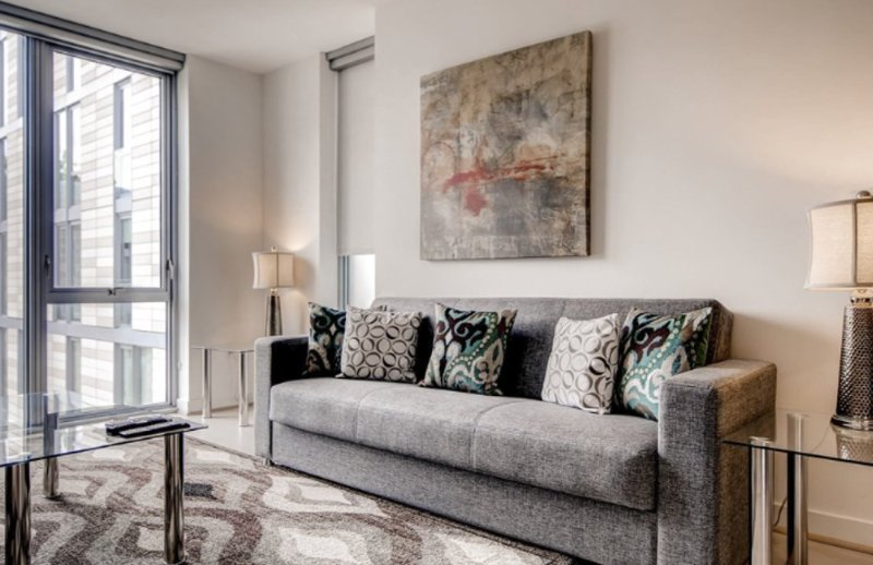 Furnished 2-Bedroom Apartment at Smith St & St Alphonsus St Boston - Image 1 - Boston - rentals
