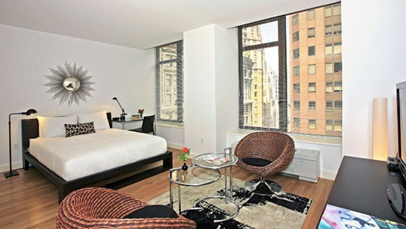 Furnished Studio Apartment at Pearl St & Hanover Square New York - Image 1 - New York City - rentals