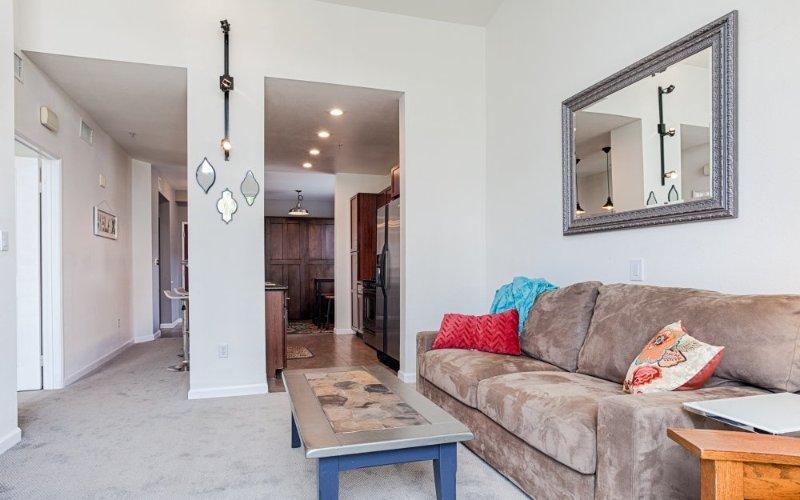 Furnished 1-Bedroom Apartment at Crescent Park E & Bay Park Dr Los Angeles - Image 1 - Westchester - rentals