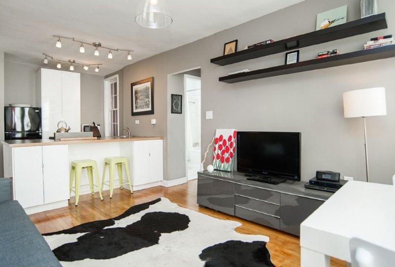 Sunny 1 Bedroom, 1 Bathroom Condominium in Dupont Circle - Beautiful City Living - Image 1 - Washington DC - rentals