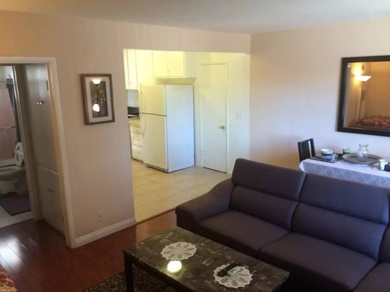 BEAUTIFUL AND NEWLY RENOVATED FURNISHED 1 BEDROOM 1 BATHROOM APARTMENT - Image 1 - Hollywood - rentals