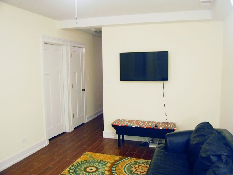 Furnished 2-Bedroom Apartment at N Central Park Ave & W School St Chicago - Image 1 - Chicago - rentals
