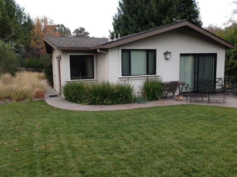 Elegant Fully Furnished 2 Bedroom Home - Image 1 - Los Altos Hills - rentals