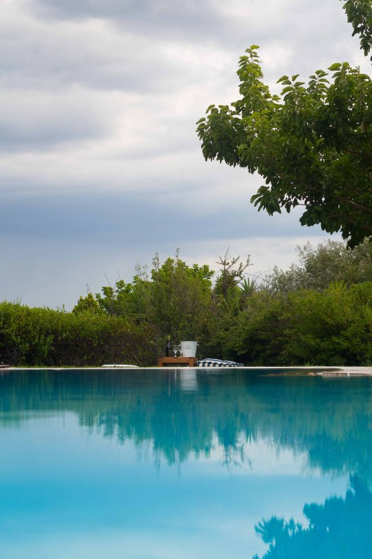 Porto Heli  Hydra View Villa with pool & garden near the beach with  3 bedrooms - Image 1 - Thermisia - rentals