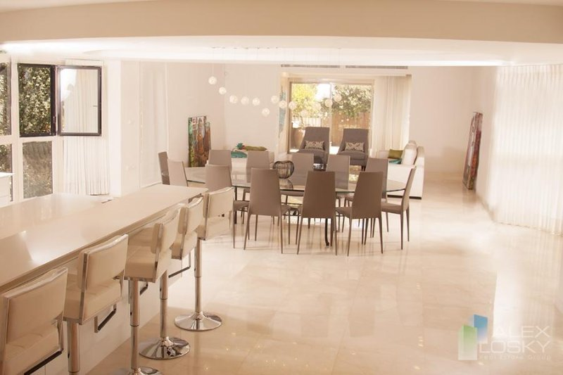 living room - Fabulous 3 bdrs David village penthouse  with view - Jerusalem - rentals