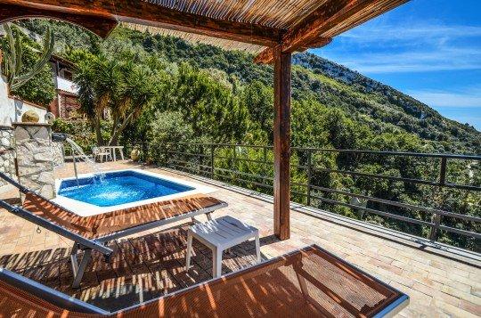 VILLA BACCO - SORRENTO PENINSULA - Termini - Image 1 - Italy - rentals