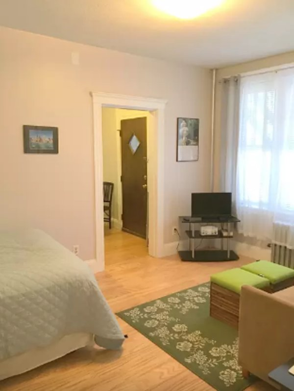 Furnished Studio Apartment at Chestnut Hill Ave & Hatherly Rd Boston - Image 1 - Boston - rentals