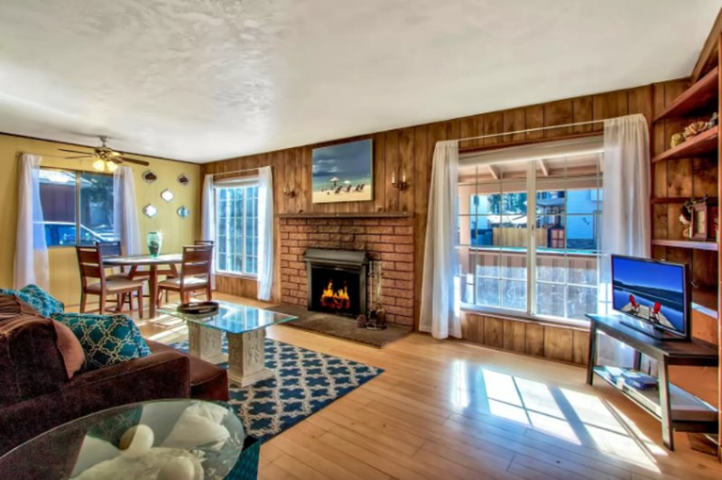 Furnished 2-Bedroom Home at Rubicon Trail & Brockway Ave South Lake Tahoe - Image 1 - South Lake Tahoe - rentals