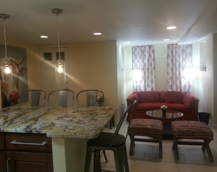 Furnished 1-Bedroom Apartment at 13th St NW & Girard St NW Washington - Image 1 - District of Columbia - rentals