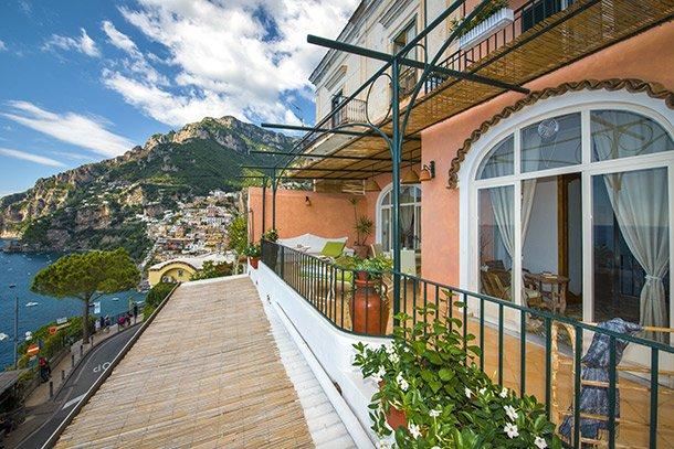 Charming Apartment with Panoramic Views in Positano  - Mareblu - Image 1 - Positano - rentals